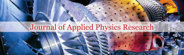 Journal of Applied Physics Research