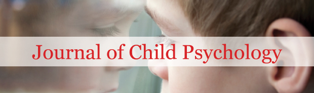 Journal of Child Psychology