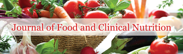 Journal of Food and Clinical Nutrition