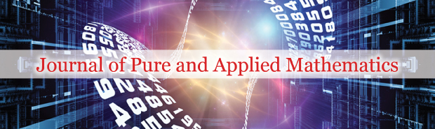 Journal of Pure and Applied Mathematics