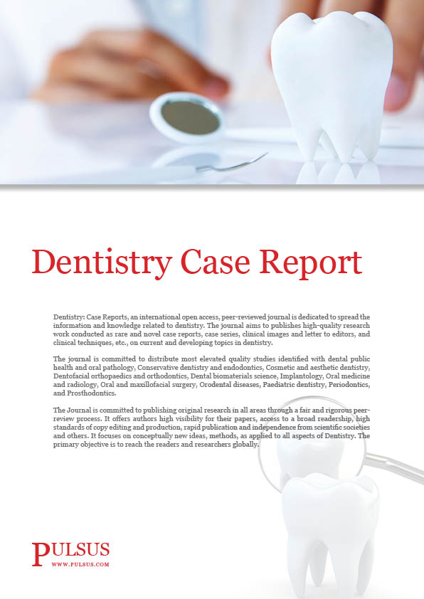 Dentistry: Case Report