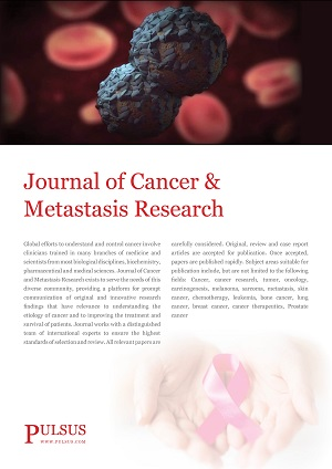 Journal of Cancer & Metastasis Research