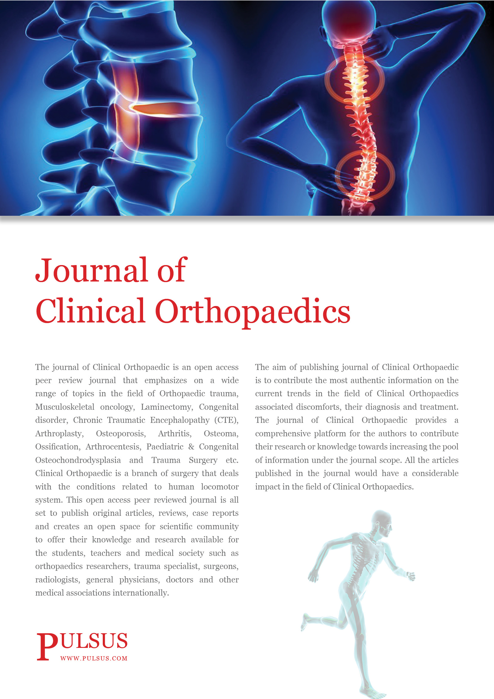Journal of Clinical Orthopaedics