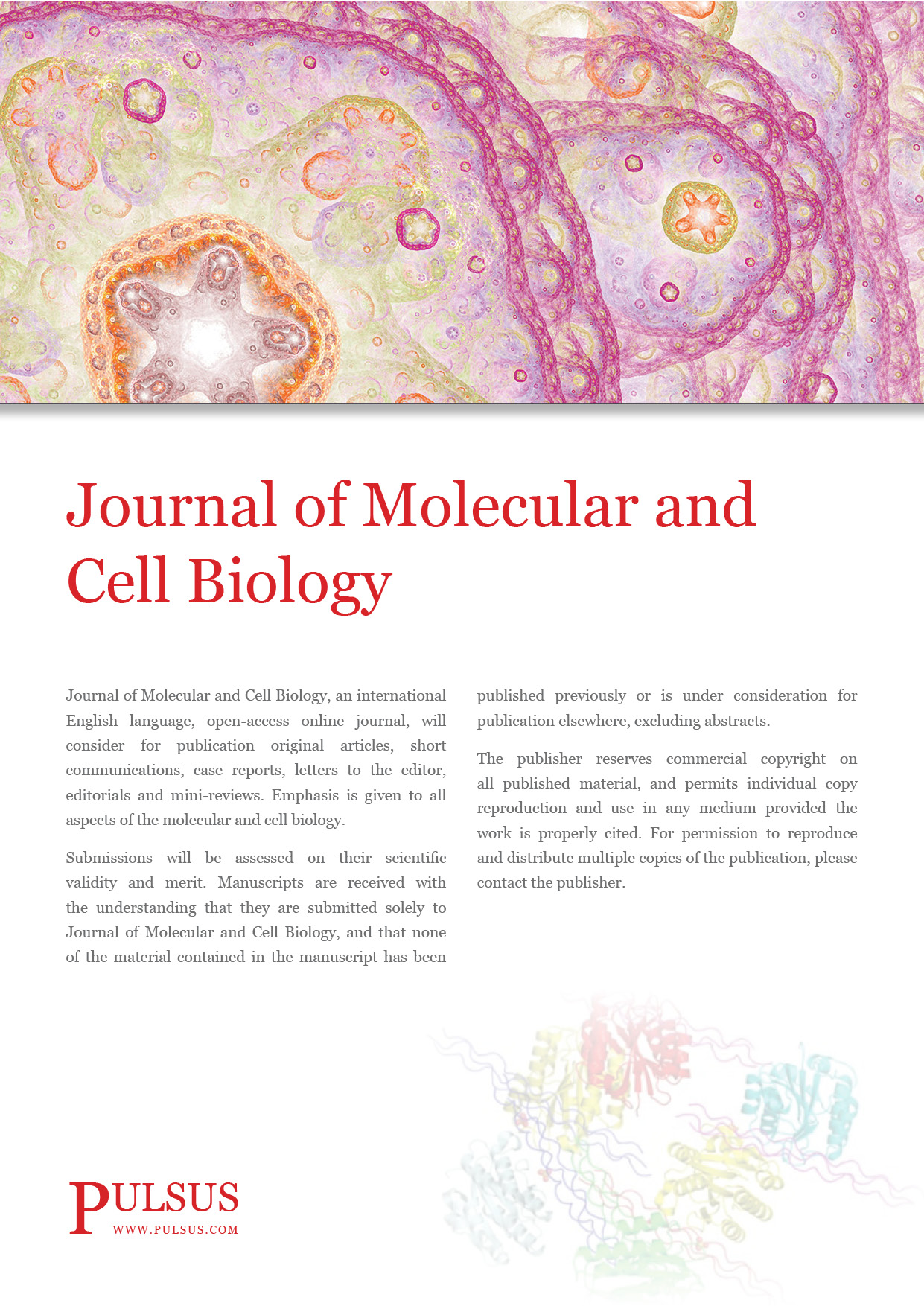 Journal of Molecular and Cell Biology