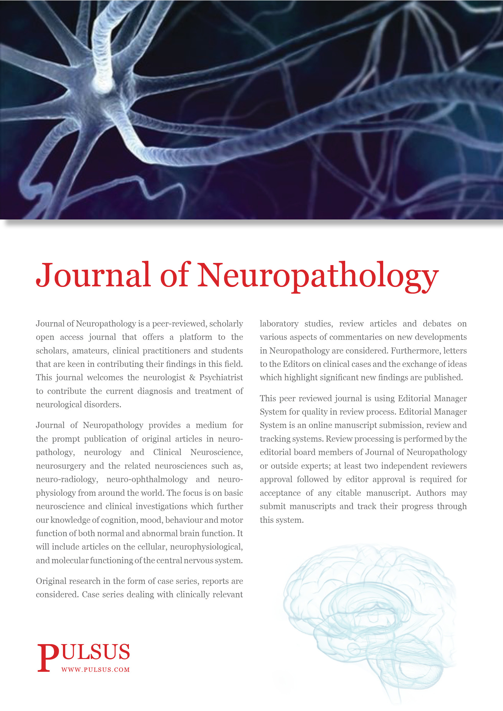 Journal of Neuropathology