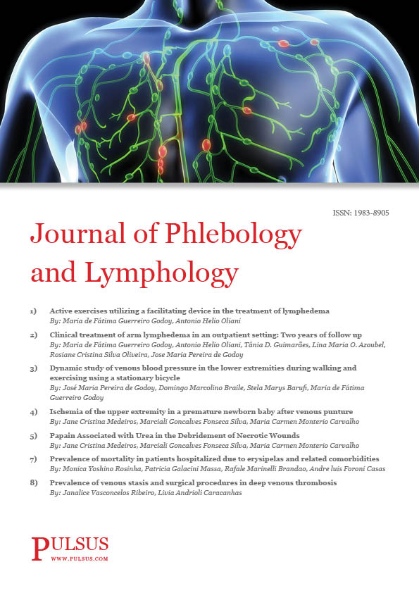 Journal of Phlebology and Lymphology