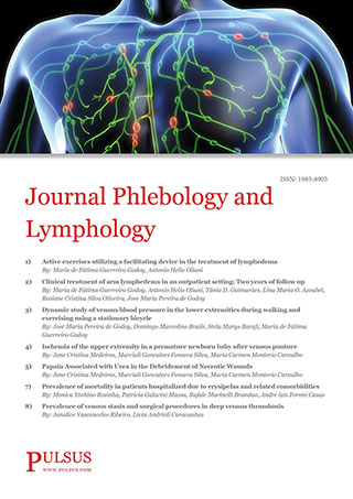 Journal Phlebology and Lymphology