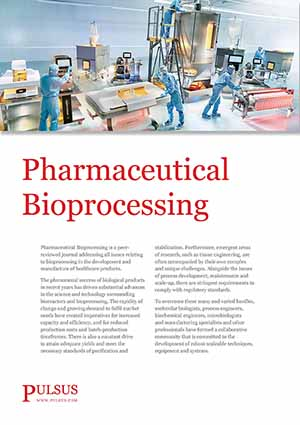 Pharmaceutical Bioprocessing