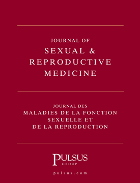 Journal of Sexual & Reproductive Medicine