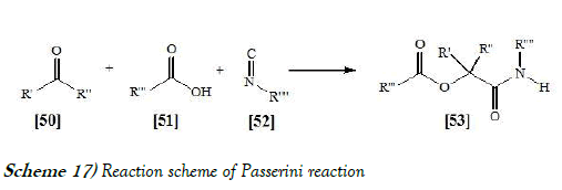 pharmacology-medicinal-chemistry-passerini